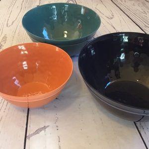 Threshold bowls